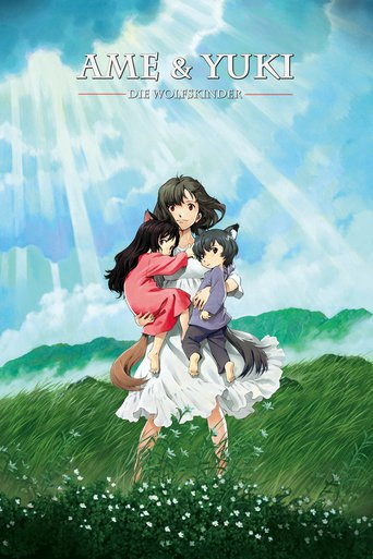 Ame & Yuki - Die Wolfskinder - stream