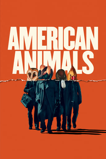 American Animals Stream