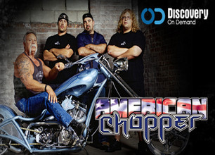 American Chopper - stream