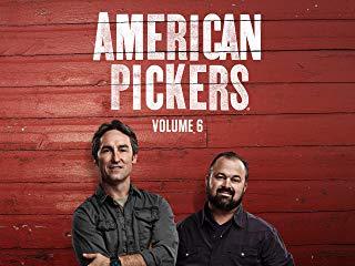 American Pickers Stream
