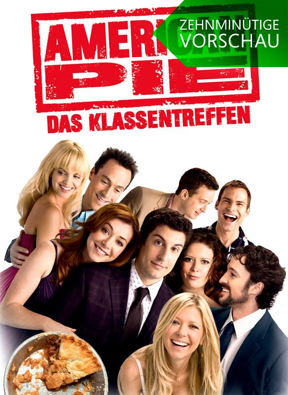 American Pie Das Klassentreffen (10 Min. Preview) Stream