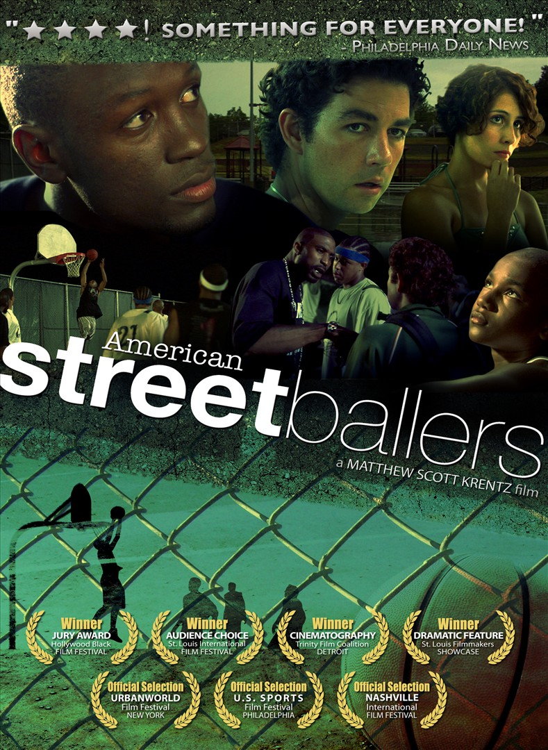 American Streetballers stream