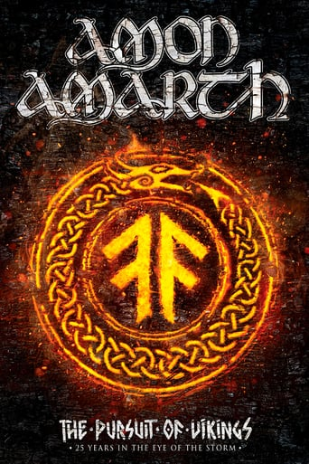 Amon Amarth: The Pursuit of Vikings: 25 Years in the Eye of the Storm Stream