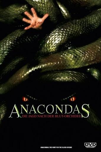 Anacondas - Die Jagd nach der Blut-Orchidee stream