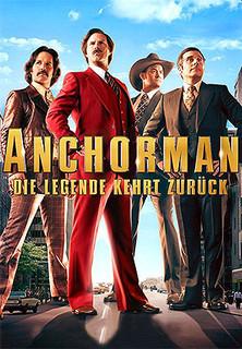 Anchorman - Die Legende kehrt zurück stream