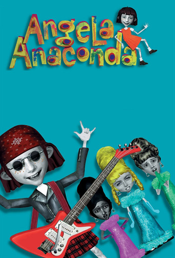 Angela Anaconda stream