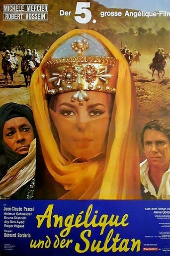 Angélique und der Sultan stream