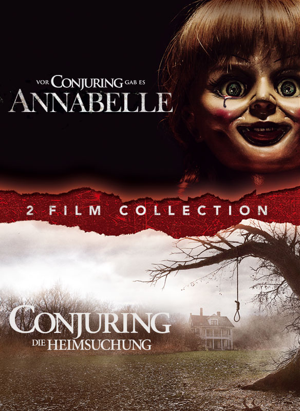 Annabelle / Conjuring stream