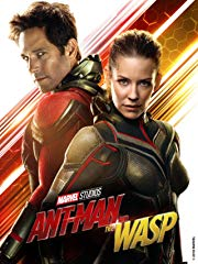 Ant-Man and the Wasp (4K UHD) stream