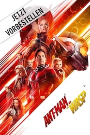 Ant-Man and the Wasp - stream
