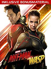 Ant-Man and the Wasp (inkl. Bonusmaterial) - stream