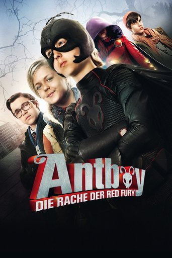 Antboy ? Die Rache der Red Fury stream