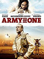 Film Army of One Stream