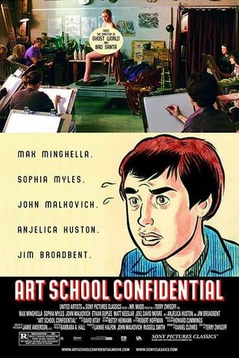 Art School Confidential Stream
