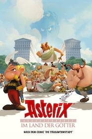 Asterix im Land der Götter (auch in 3D) stream
