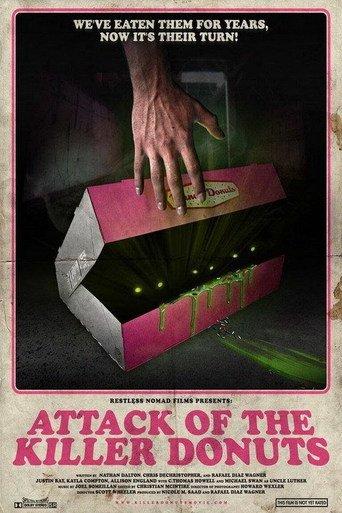 Attack of the Killer Donuts stream