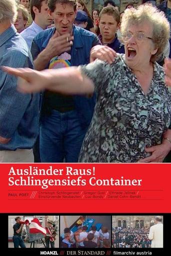 Ausländer raus Schlingensiefs Container Stream