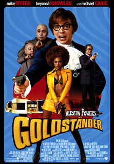 Austin Powers in Goldständer - stream