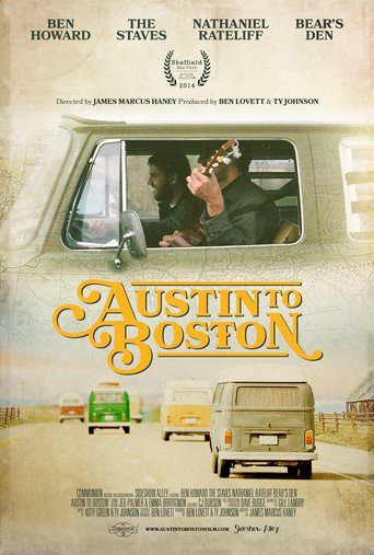 Austin to Boston stream