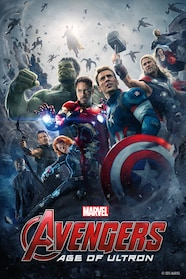Avengers: Age of Ultron (auch in 3D) Stream