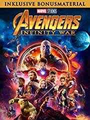 Avengers: Infinity War (inkl. Bonusmaterial) stream