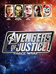Avengers of Justice: Farce Wars Stream