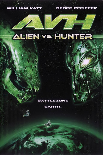 AVH: Alien vs. Hunter stream