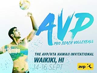 AVP/HTA Hawaii Invitational 2018 Stream