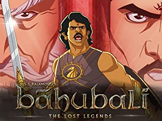 Baahubali The Lost Legends Stream