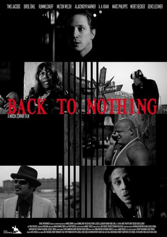 Back to Nothing stream