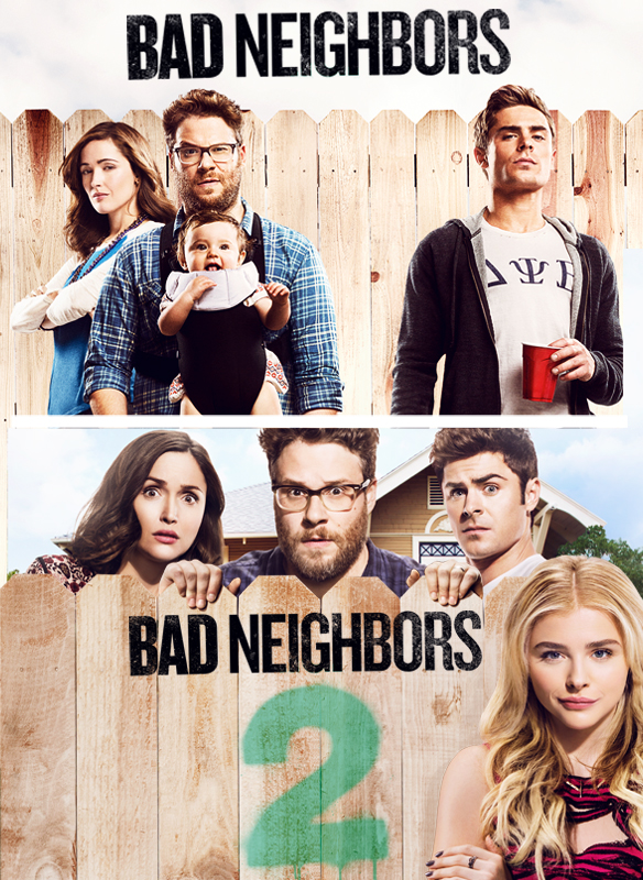 Bad Neighbors German Stream