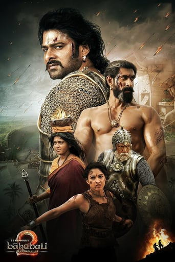 Bahubali 2 – The Conclusion Stream