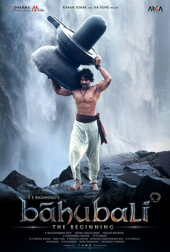Bahubali: The Beginning - stream