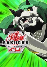 Bakugan: Battle Planet Stream