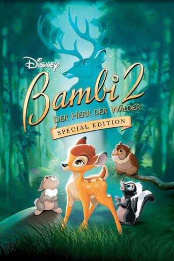 Bambi 2: Der Herr der Wälder Stream
