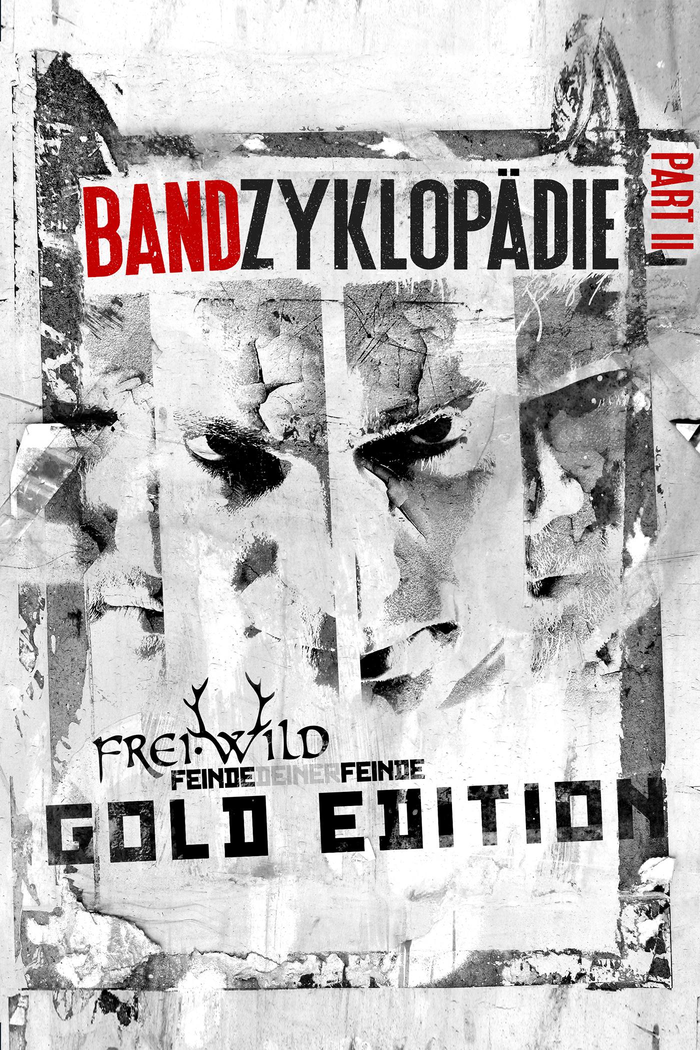 BANDZYKLOPÄDIE Part II: Feinde deiner Feinde - Gold Edition stream