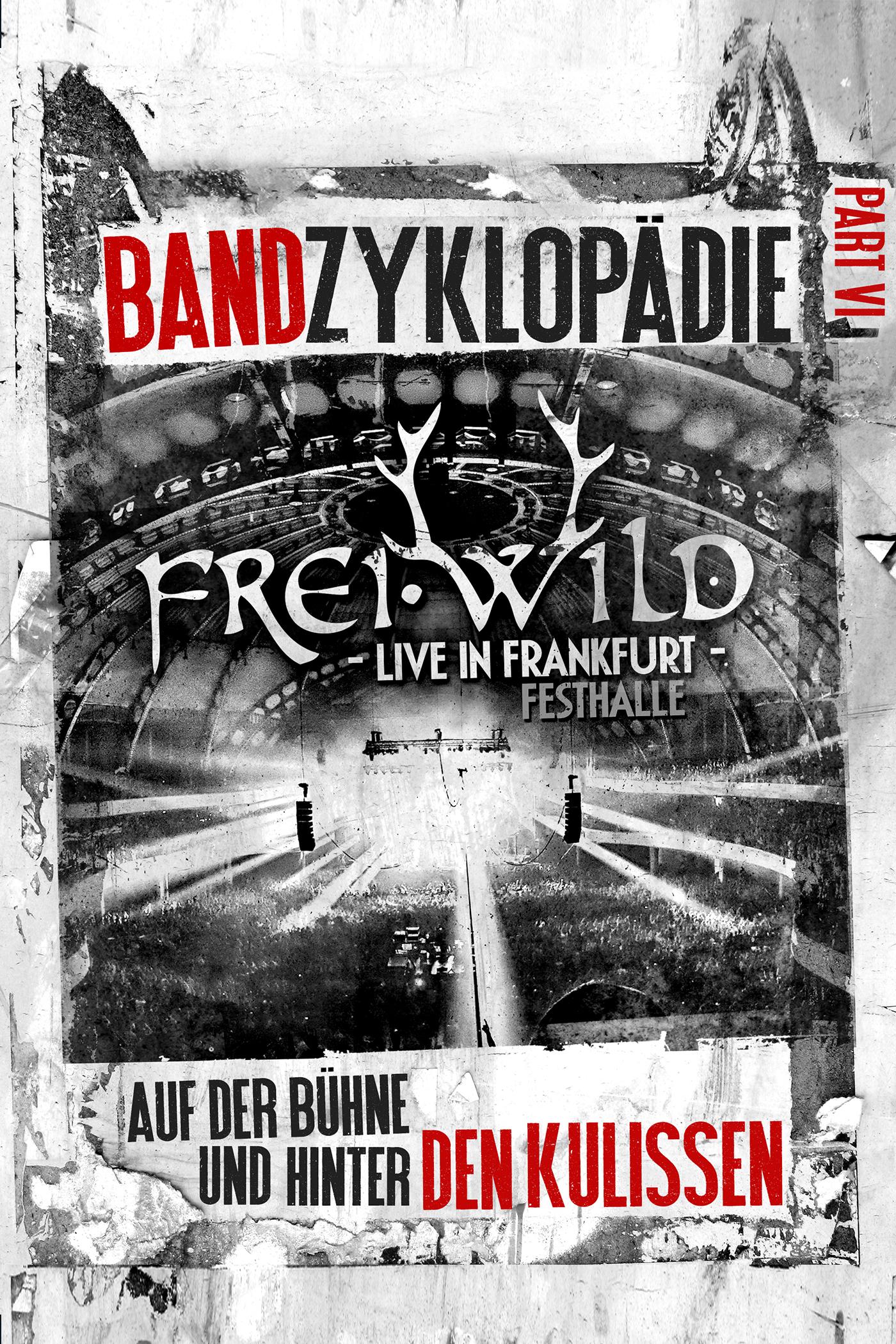BANDZYKLOPÄDIE Part VI: Frankfurt Festhalle- Auf der Bühne & hinter den Kulissen stream