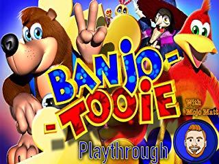 Banjo-Tooie Playthrough with Mojo Matt Stream