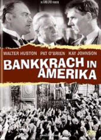 Bankkrach in Amerika stream