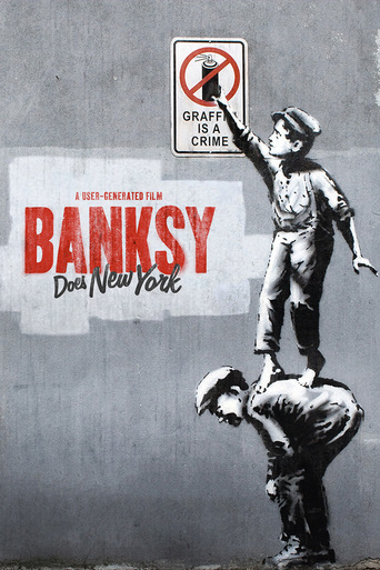 Banksy Does New York stream