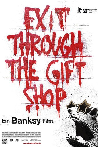 Banksy - Exit Through the Gift Shop - stream