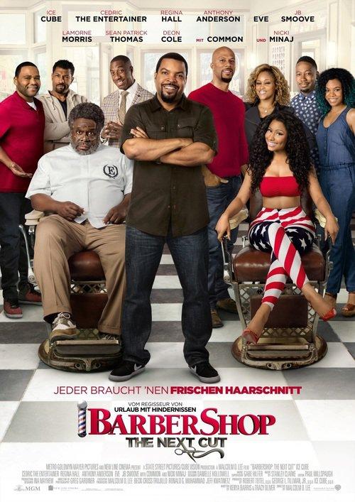 Barbershop: A Fresh Cut stream