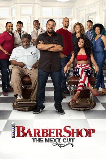 Barbershop: Jeder braucht 'nen frischen Haarschnitt - stream