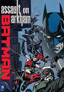 Batman - Assault on Arkham stream