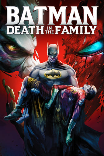 Batman: Death in the Family stream