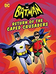 Batman: Return of the Caped Crusaders stream