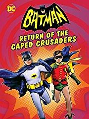 Batman: Return of the Caped Crusaders - stream