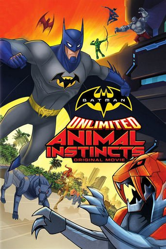 Batman Unlimited - Animal Instincts stream