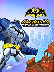 Batman Unlimited: Mechs vs. Mutanten stream