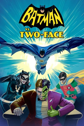 Batman vs. Two-Face - stream